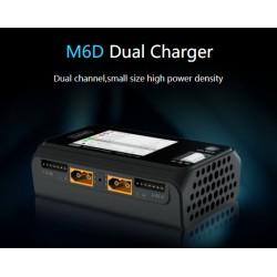 Cargador Dual M6D